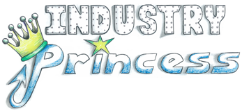 Industry Princess Logo Banner (79K)